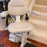 Bruno Elite Indoor Stair Lift Image