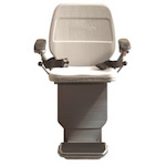 Stannah Outdoor Stair Lift-Image