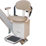 The-Harmar SL350OD Outdoor Stair Lift-Image