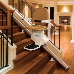 Harmar Sl600 Pinnacle Premium Stair Lift Harmar Stair Lifts